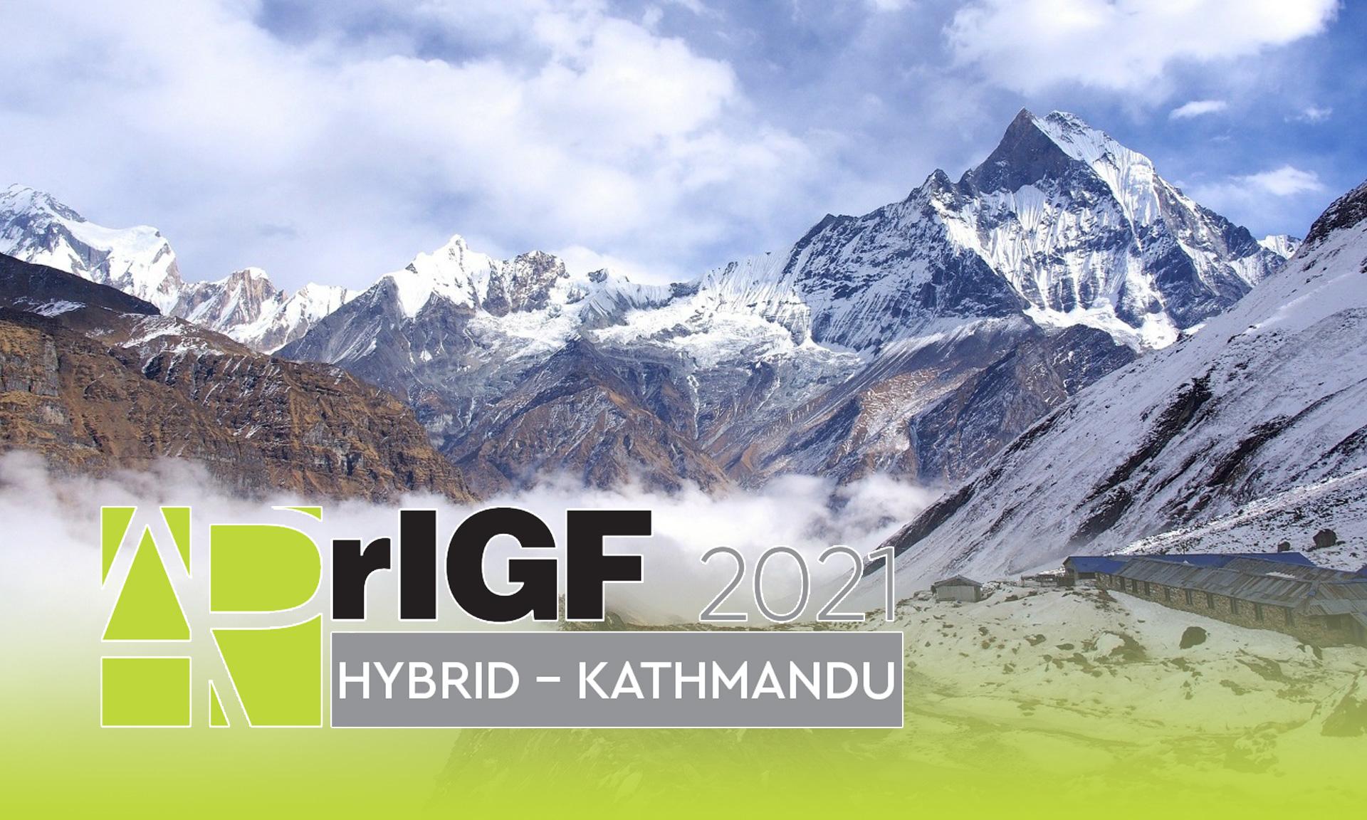 APrIGF 2021 - Hybrid Kathmandu