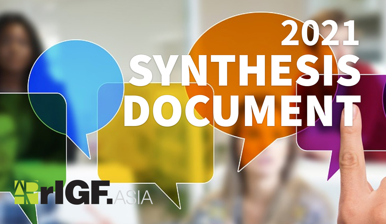 2021 Synthesis Document